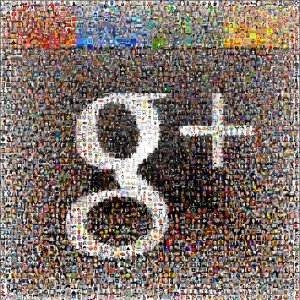 Google Plus Collage
